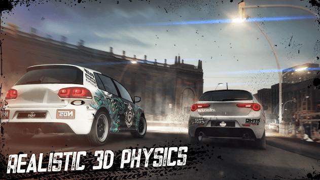 4-wheel Furious Race pc screenshot 2