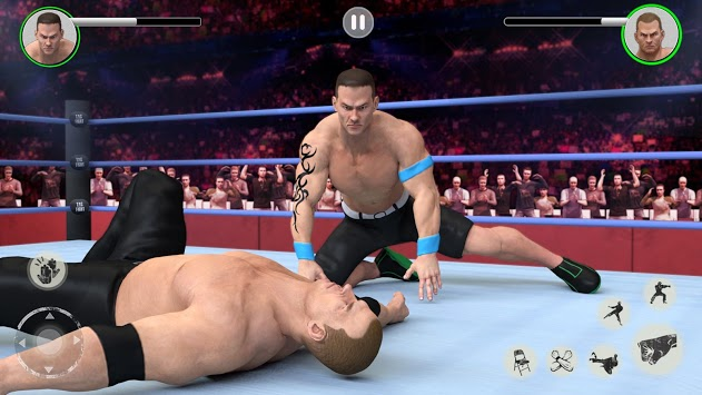Men Tag Team Wrestling 2019: Fighting Stars Mania pc screenshot 1