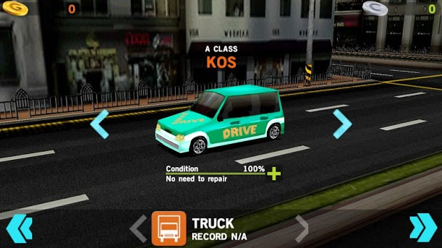 Master Drive Car Simulator pc screenshot 1