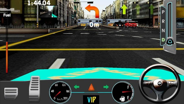 Master Drive Car Simulator pc screenshot 2