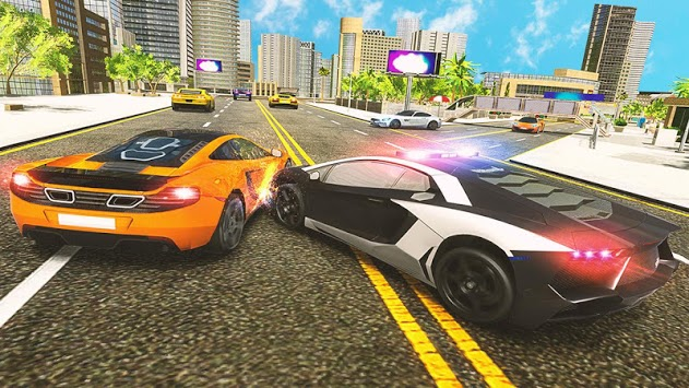Police Car Chase Challenge Pursuit  2019 pc screenshot 1