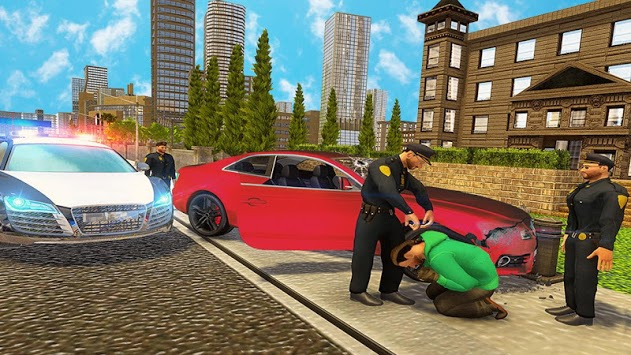 Police Car Chase Challenge Pursuit  2019 pc screenshot 2