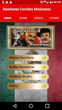 Corridos mexicanos y música ranchera gratis pc screenshot 2
