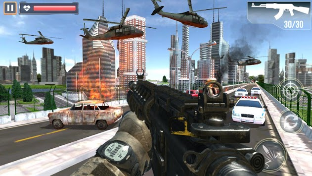 Air Force Shooting 3D pc screenshot 1