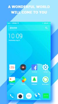 Freeme Launcher—Stylish Theme pc screenshot 1