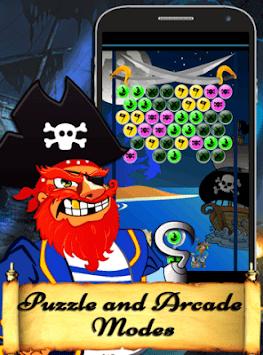 Pirate Bubble Shooter pc screenshot 1