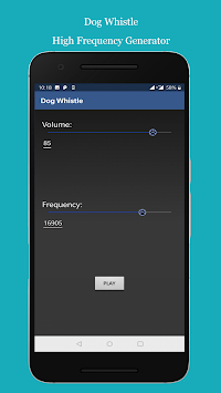 Dog Whistle - High Frequency Generator pc screenshot 1