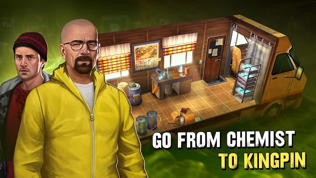 Breaking Bad: Criminal Elements pc screenshot 2