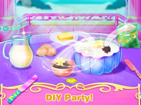 Princess Cake Salon Maker-Frost Cakes pc screenshot 1