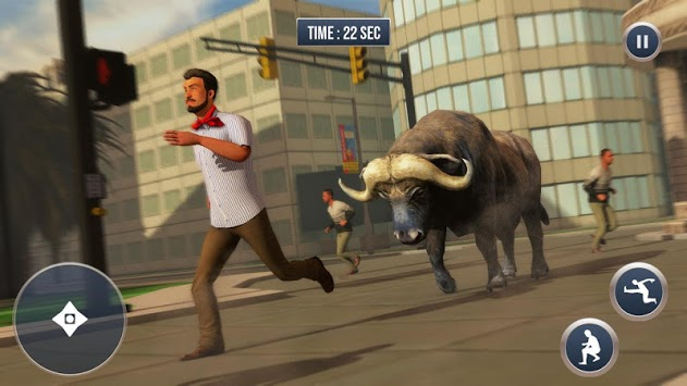 Bull Attack Hunter Rampage pc screenshot 1