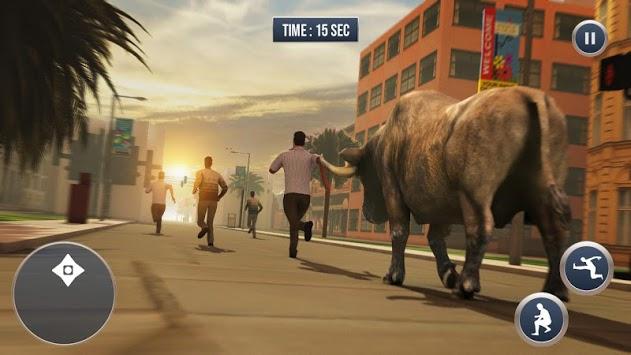 Bull Attack Hunter Rampage pc screenshot 2