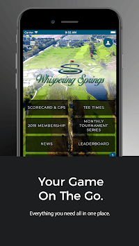 Whispering Springs Golf Club pc screenshot 1