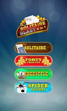 Solitaire Blast (4 in 1) pc screenshot 1