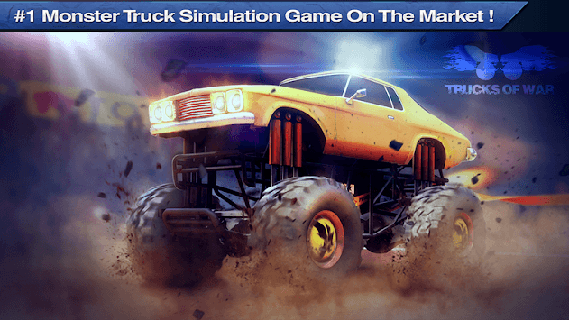 4x4 Tug Of War-Offroad Monster trucks Simulator pc screenshot 1