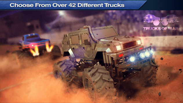 4x4 Tug Of War-Offroad Monster trucks Simulator pc screenshot 2