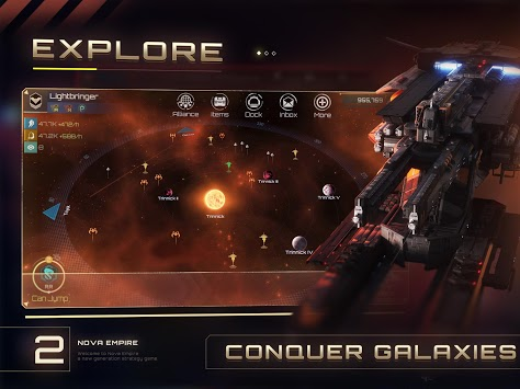 Nova Empire pc screenshot 2