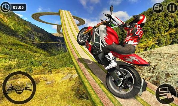 Mega Ramp GT Moto Bike Rider Stunts 2019 pc screenshot 1