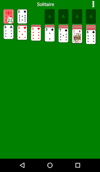 Solitaire - Classic Klondike game pc screenshot 1