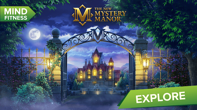 Mystery Manor: hidden objects pc screenshot 1