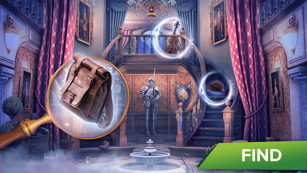 Mystery Manor: hidden objects pc screenshot 2