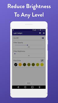 Low Brightness, Blue Light Filter - Light Delight pc screenshot 2