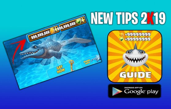 Tips For Hungry Shark Evolution pc screenshot 2