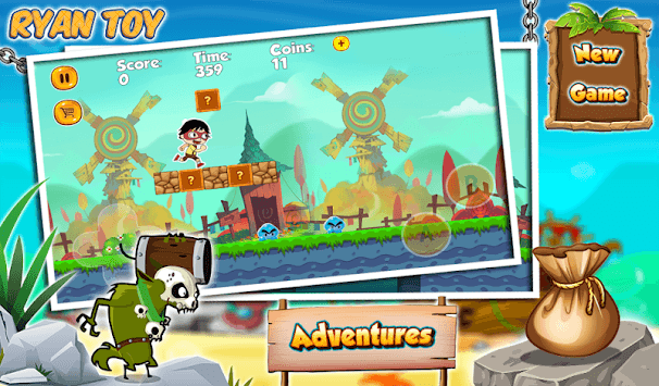 Ryan Run Game toy adventures 2019 pc screenshot 1