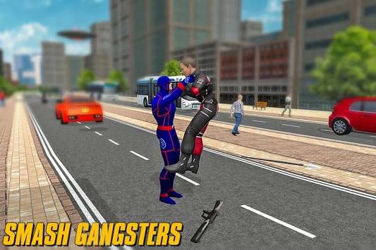 Super Light Speed Hero City Rescue Mission pc screenshot 2