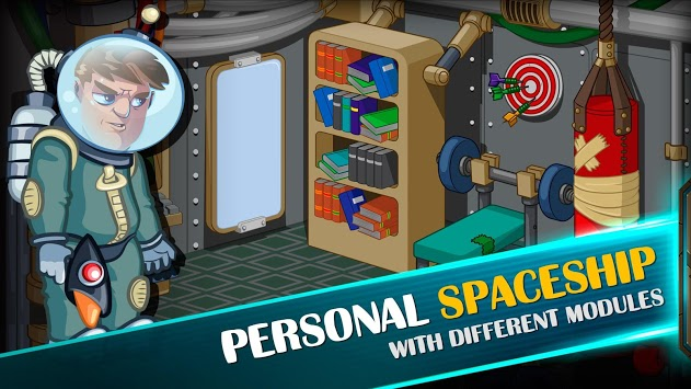 Space Raiders RPG pc screenshot 1