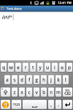 GeezIME: #1 Keyboard for Tigrinya, Tigre, Amharic pc screenshot 2