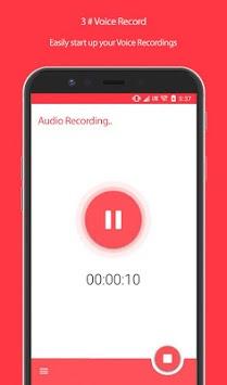 Gm Voice Recorder pc screenshot 1