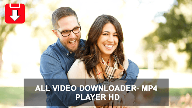 All Video Downloader- Mp4 Player HD pc screenshot 1