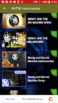 🔥 All Batim Nightcore Songs 🎵  App For Fans pc screenshot 1