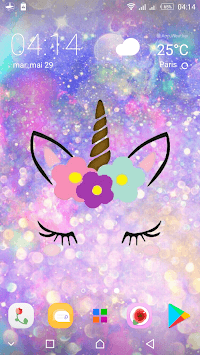 Cute Unicorn Girl Wallpapers Kawaii Backgrounds For Pc Windows Or Mac For Free