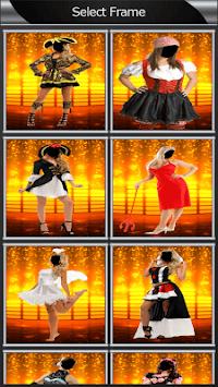 Girl Costumes Photo Montage pc screenshot 1