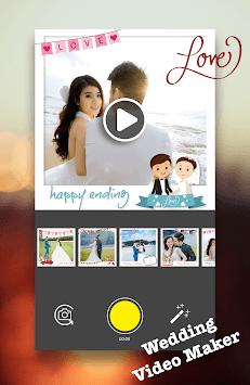 Wedding Video Maker pc screenshot 1
