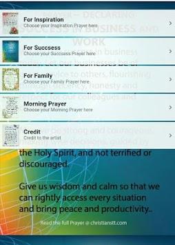 Daily Prayer pc screenshot 1