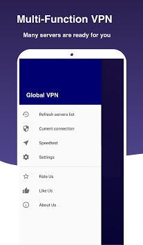 Global VPN pc screenshot 1