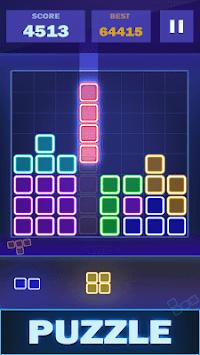 Glow Puzzle Block - Classic Puzzle Game pc screenshot 1