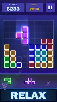 Glow Puzzle Block - Classic Puzzle Game pc screenshot 2