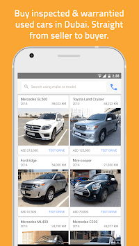 CarSwitch - Used cars in Dubai pc screenshot 1