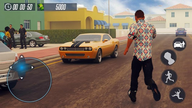 Grand City Gangster Story - Crime Car Drive pc screenshot 2