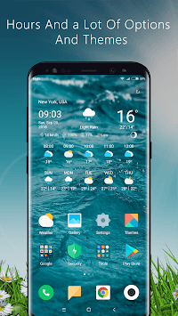Weather Forecast apps - live Weather 2018 pc screenshot 1