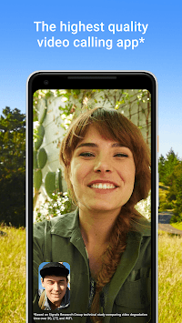Google Duo - High Quality Video Calls pc screenshot 1