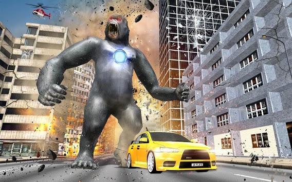 Gorilla Robot Rampage pc screenshot 1