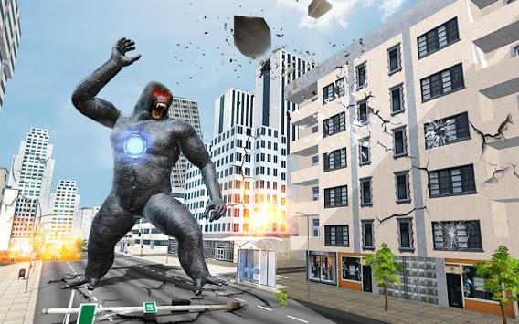 Gorilla Robot Rampage pc screenshot 2