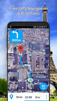 Live Street View 360 - GPS Maps Navigation & Route pc screenshot 2