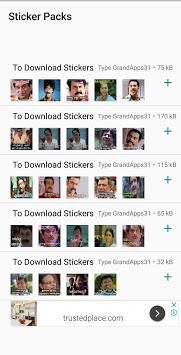 Malayalam Stickers for whatsapp pc screenshot 2