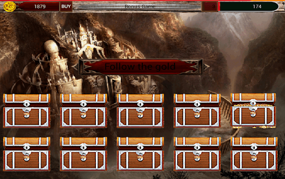 Grave of Thrones - The Four Houses Slots pc screenshot 2