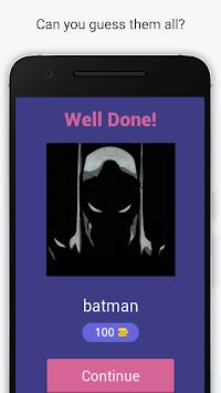 Guess the Superhero - Marvel Superhero Trivia Quiz pc screenshot 2